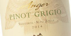 St. Michael-Eppan Pinot Grigio Anger 2018