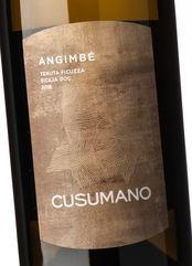 Cusumano Angimbé 2019