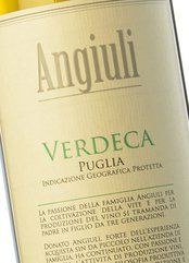 Angiuli Puglia Verdeca Angiuli 2019