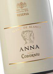 Anna de Codorníu Blanc de Blancs Reserva (Magnum)