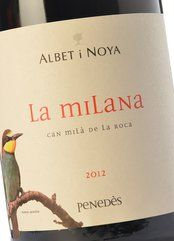 Albet i Noya La Milana 2014
