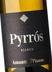 Antonio Pisante Bianco Pyrrós 2018