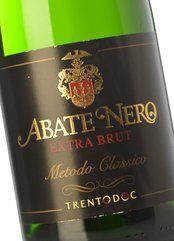 Abate Nero Trento Extra Brut