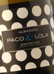 Albariño Paco & Lola 2018 (Magnum)