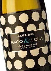 Albariño Paco & Lola 2018