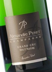 Alexandre Penet Grand Cru Brut Nature