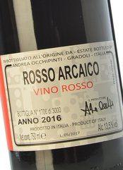 Andrea Occhipinti Rosso Arcaico 2019