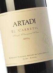 Artadi El Carretil 2014