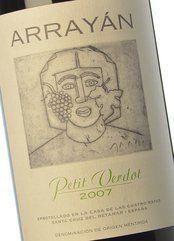 Arrayán Petit Verdot 2010