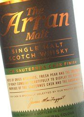 Arran Single Malt Sauternes Finish