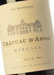 Château d'Arsac 2018 (PR)
