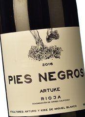 Artuke Pies Negros 2018