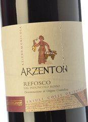 Arzenton Colli Orientali del Friuli Refosco 2015