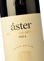 Áster Finca El Otero 2014