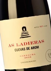 Cuevas de Arom As Ladieras 2016