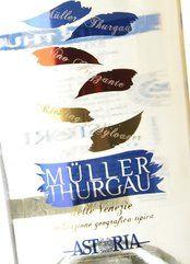 Astoria Müller-Thurgau delle Venezie Frizzante