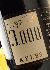 Aylés Tres de 3.000 2011