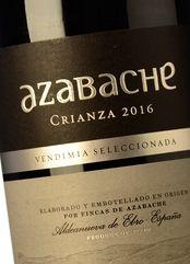 Azabache Crianza Vendimia Seleccionada 2016