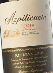 Azpilicueta Reserva 2010