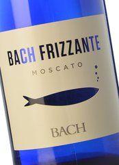 Bach Frizzante Moscato