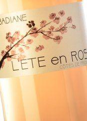La Badiane L'Été en Rose 2017