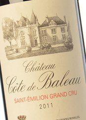 Château Côte de Baleau 2018 (PR)