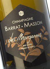 Barrat-Masson Les Margannes Brut Nature 2012