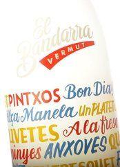 Vermouth El Bandarra blanco 1L