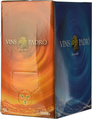 Vins Padró Blanc (Bag in Box 5L)