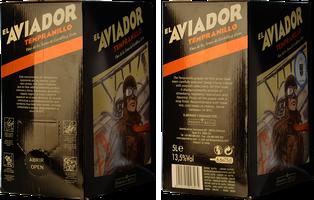 El Aviador Tempranillo (Bag in Box 5L)