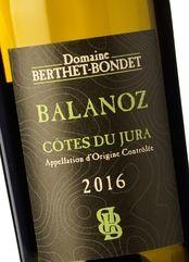 Berthet-Bondet Balanoz 2016