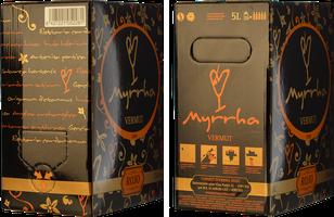 Vermut Myrrha Rojo (Bag in Box 5L)
