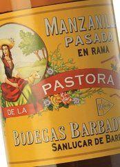 Barbadillo Manzanilla Pasada Pastora 2018 37cl
