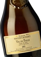 Berthet-Bondet Vin De Paille 2011 (3/8)