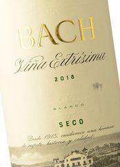 Bach Viña Extrísima Blanco Seco 2018