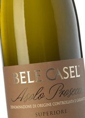 Bele Casel Asolo Prosecco Extra Brut