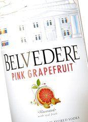 Belvedere Pink Grapefruit