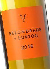Belondrade y Lurton 2016
