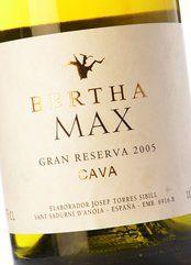 Bertha Max Gran Reserva 2007