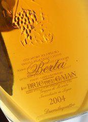 Berta Bric del Gaian Grappa di Moscato 2006
