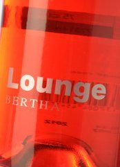 Bertha Lounge Rosé 2017