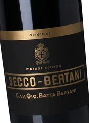 Bertani Secco Vintage 2015