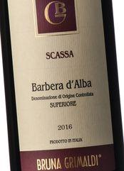 Bruna Grimaldi Barbera d'Alba Sup. Scassa 2017
