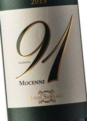 Bindi Sergardi Cabernet Sauvignon Mocenni 91 2013