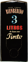 Bienbebido Tinto Carne (Bag in Box 3L)
