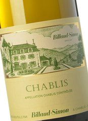 Billaud-Simon Chablis 2017