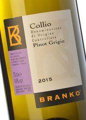 Branko Collio Pinot Grigio 2017
