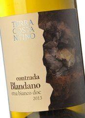 Terra Costantino Etna Bianco Blandano 2014