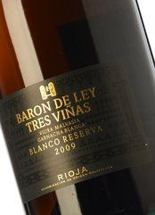 Barón de Ley 3 Viñas Blanco Reserva 2013