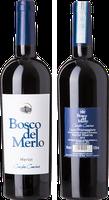 Bosco del Merlo Merlot Campo Camino Riserva 2016